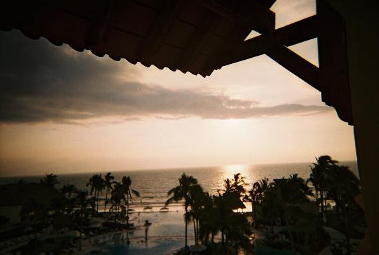 Grand Velas Riviera Nayarit: Sunset