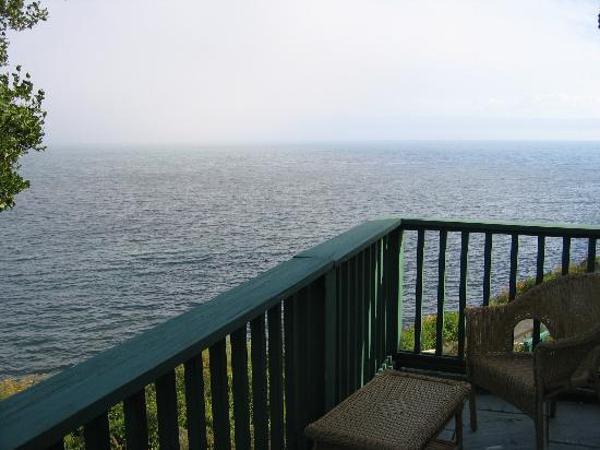 Sooke Harbour House: View