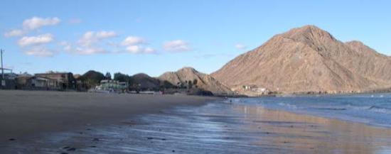 KiKis RV Camping & Hotel : Closer to the beach at KiKi's