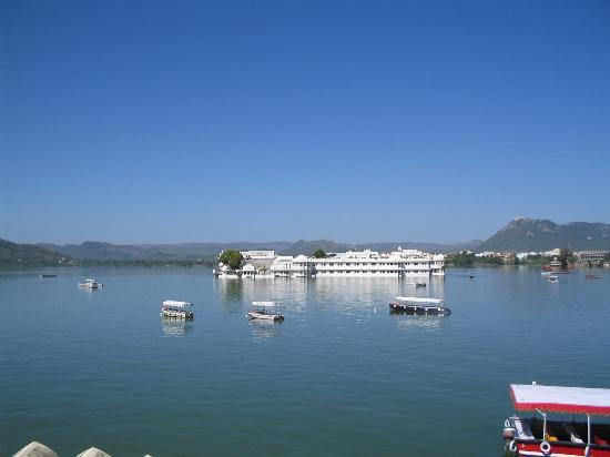 Taj Lake Palace Udaipur: Lake Palace Hotel