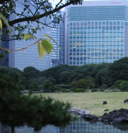 콘래드 도쿄 사진