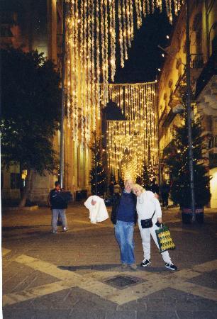 Cerviola Hotel : Xmas in Valetta 2004