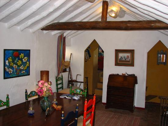 El Tejar: Dining Room