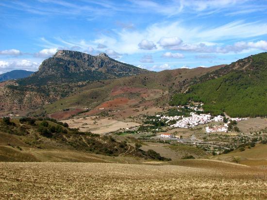 El Tejar: White Village of Montecorto