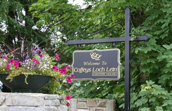 Loch Lein Country House : Welcome to Coffey's