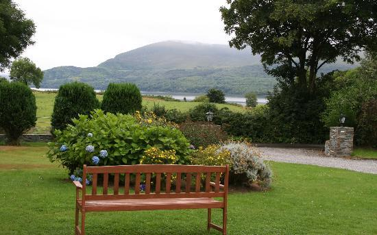Loch Lein Country House : Hotel with a view!