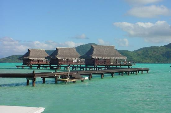 Vahine Private Island Resort: Vahine Island Taha'a
