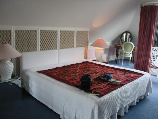 Manoir de Lan Kerellec : Our room