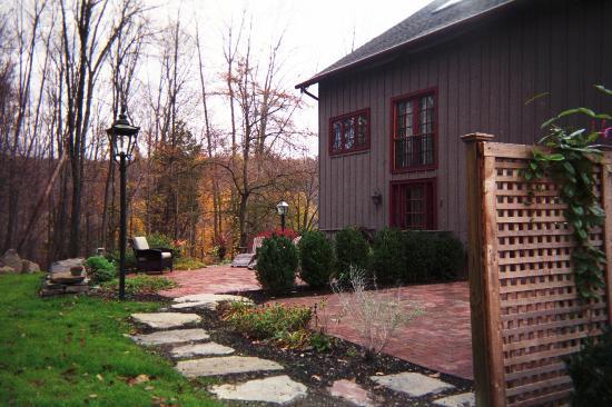 Ralph Stover's Centennial Barn: The Barn