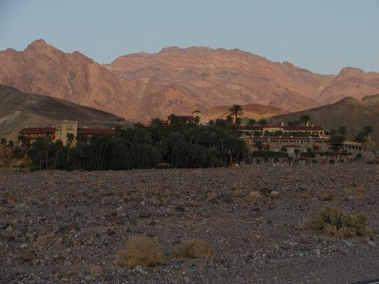 Furnace Creek Resort Picture Of The Oasis At Death