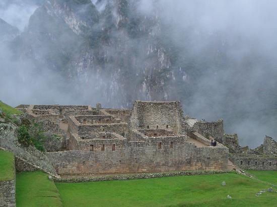 Aguas Calientes, Peru: A myterious land