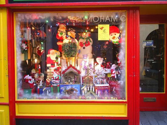 Ennis, İrlanda: Happy Christmas