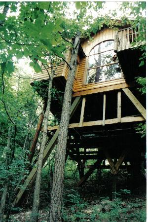 ‪‪Treehouse Cottages‬: The Hideaway Treehouse‬