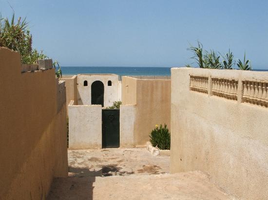 Safir Hotel Mazafran Görüntüsü