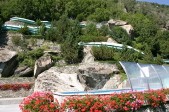 Thermalquellen Brigerbad Image