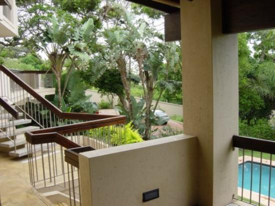 Teremok Marine: Palm Suite patio
