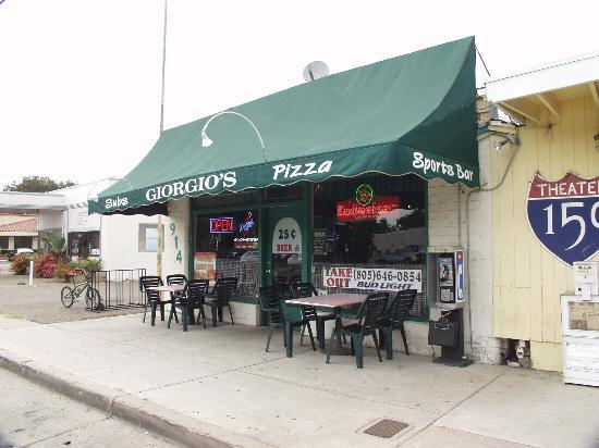 Giorgio's Pizza & Subs: 25 cents beer