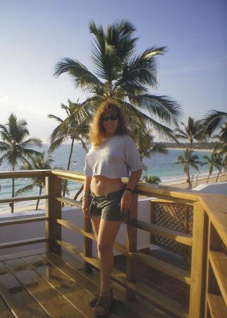 VIK Hotel Cayena Beach : Mirador