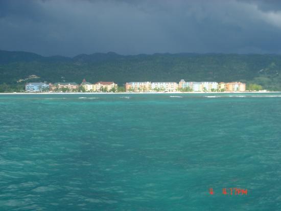 Sandals South Coast : SSG Cruise