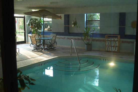 Baymont Inn & Suites Lexington: Indoor pool