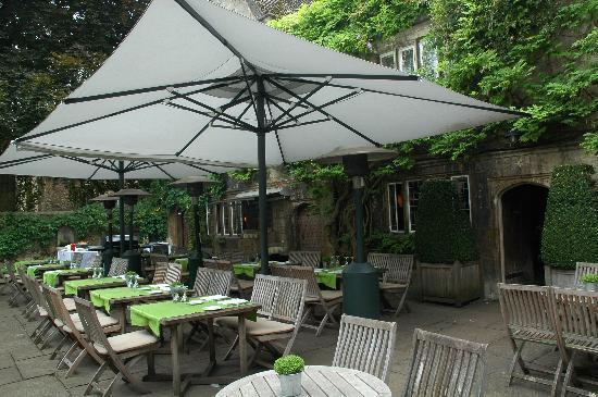 Old Parsonage Hotel: Garden