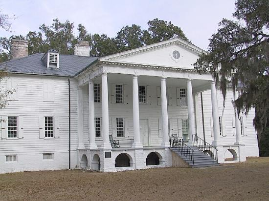 Georgetown, Güney Carolina: Hampton Plantation House