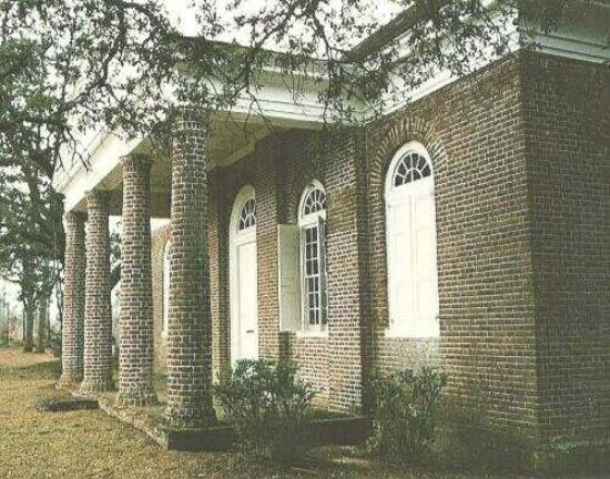 Hampton Plantation State Historic Site: St. James-Santee Church