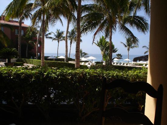 Casa del Mar Golf Resort & Spa: The view from breakfast