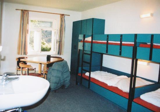 Eisenach, Germany: 4-bed room