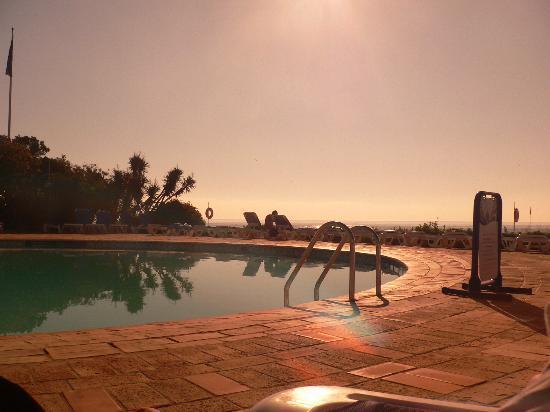 Tivoli Lagos Hotel: Hotel Pool by the Beach