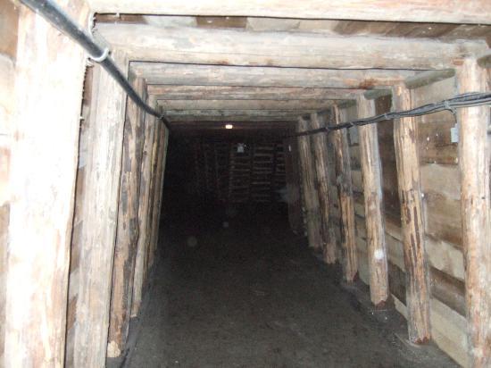 Salzbergwerk Berchtesgaden: The mine