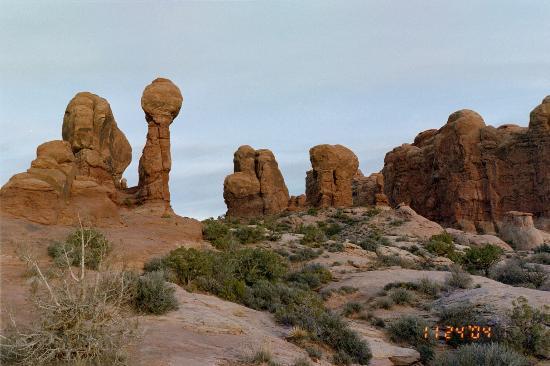 The Garden Of Eden Picture Of Arches National Park Utah Tripadvisor