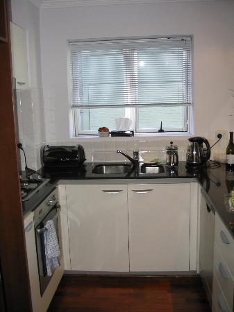 Oaks Lexicon Apartments: The Kitchen