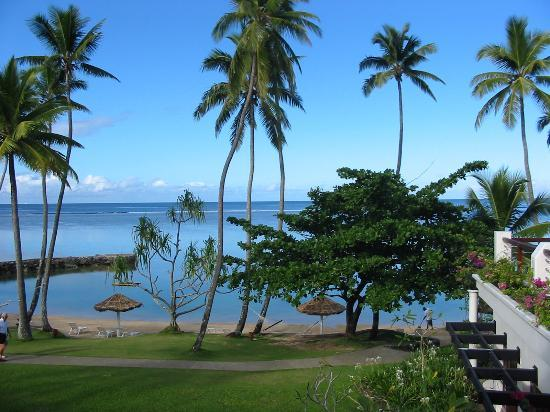 The Warwick Fiji : View of Beach