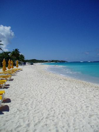Shoal Bay East, Anguilla (In front of resort Ku)