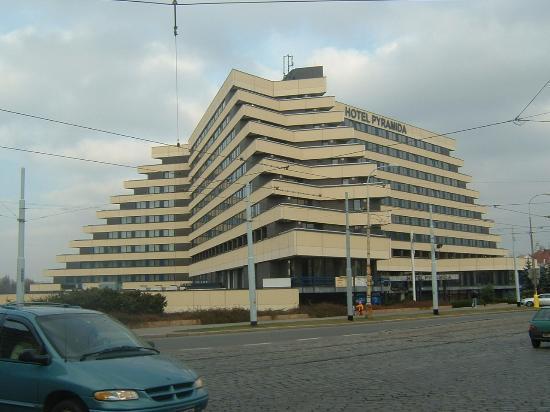 Orea Hotel Pyramida: Excelelnt Hotel