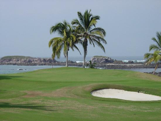 Four Seasons Resort Punta Mita: 18th Green