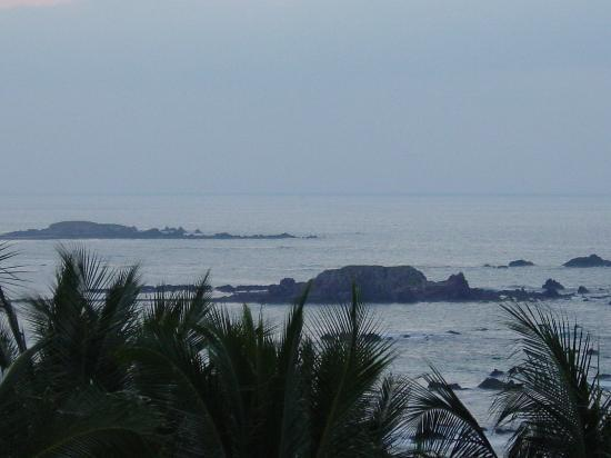 Four Seasons Resort Punta Mita : View from room porch