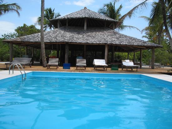 Vila Naiá: Swimming pool and leasure