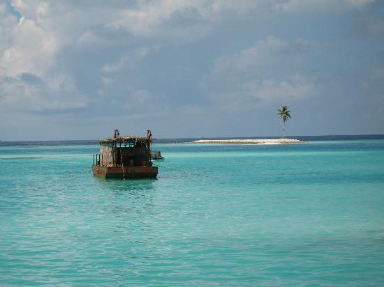 Gili Lankanfushi Maldives: resort little island