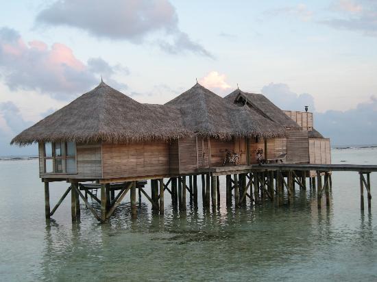 Gili Lankanfushi Maldives: Our villa, residence suite