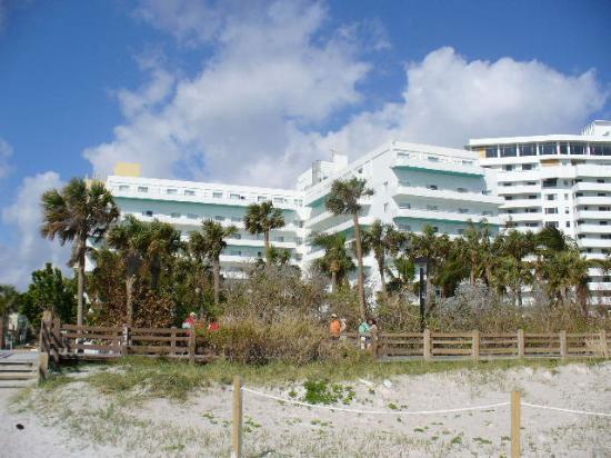 Hotel Riu Plaza Miami Beach A View Of The Boardwalk And From