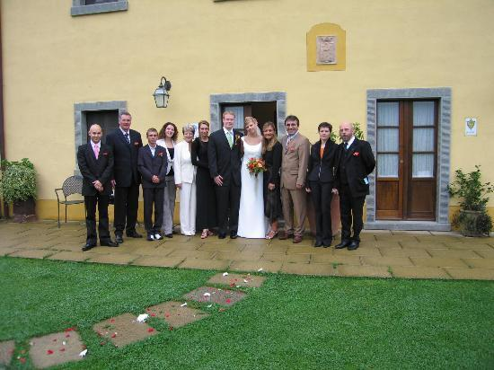 Casa Portagioia: A perfect wedding