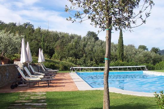 Casa Portagioia - Tuscany Bed and Breakfast: At a perfect October! day