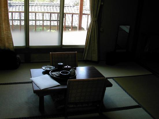 Ryokan Fujioto: Fuijoto eyokan room