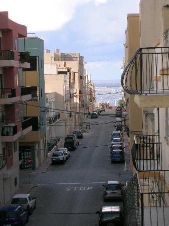 San Pawl Hotel: Balcony View
