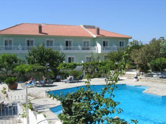 Evelin Hotel Samos Pythagorion Reviews Photos