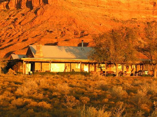 ‪‪Valley of the Gods Bed and Breakfast‬: The homestead‬