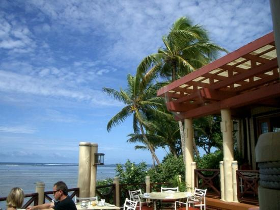 Shangri-La's Fijian Resort & Spa: View from Takali Terrace