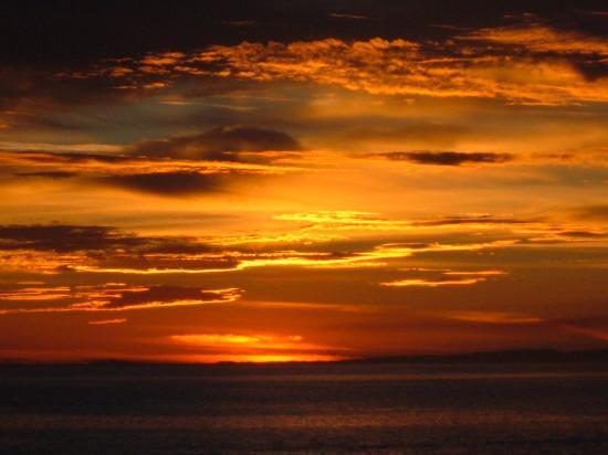 Playa Bonita Hotel: Sunset Puerto Penasco